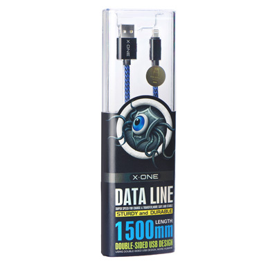 X-ONE USB MFi data cables