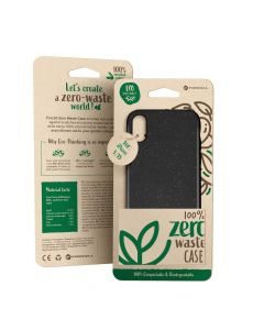 Forcell BIO - Zero Waste Case for SAMSUNG A51 black