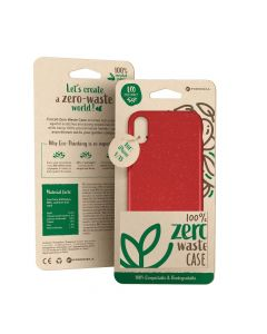 Forcell BIO - Zero Waste Case for SAMSUNG S20 red