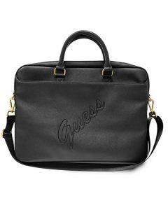 Laptop / tablet / notebook bag - 15  GUESS GUCB15PUSASBK