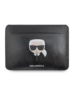 Laptop / tablet / notebook bag - 13 Karl Lagerfeld KLCS133KHBK