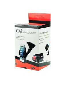Car holder for smartphone Universal black