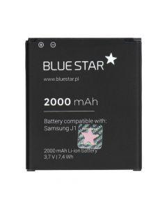 Battery for Samsung Galaxy J1 (J100) 2000 mAh Li-Ion Blue Star PREMIUM