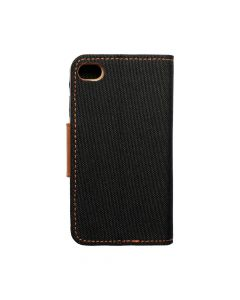 CANVAS Book case for IPHONE 4/4S black