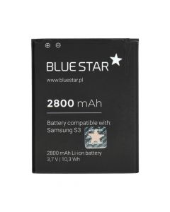 Battery for Samsung Galaxy S3 (I9300) 2800 mAh Li-Ion BS PREMIUM