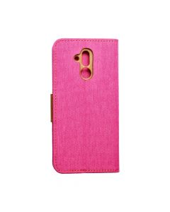 CANVAS Book case for HUAWEI Mate 20 Lite pink