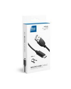 USB Data Cable Blue Star Lite - micro USB