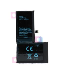 Battery  for Iphone X 2716 mAh Polymer BOX