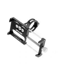 Bike holder GUB G85 black for mobile phone Metal