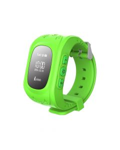 Smartwatch with GPS Green - Kids