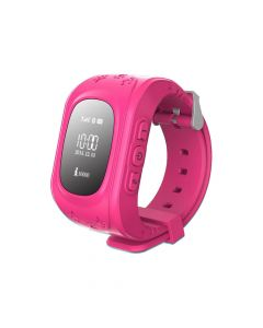 Smartwatch for kids with GSP - PINK ART AW-K01P