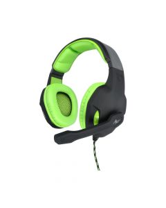 Headset Gaming with microphone ART LIZARD mini jack + adapter