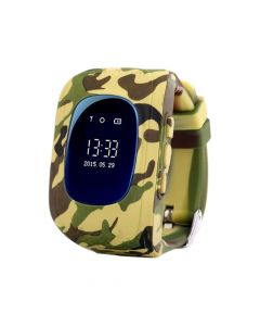 Smartwatch for kids with GPS - Military ART AW-K01M