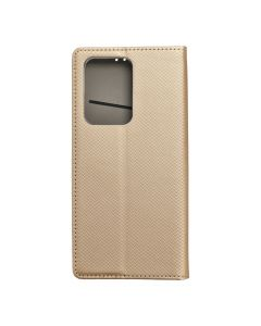 Smart Case Book for  SAMSUNG S20 Ultra / S11 Plus  gold