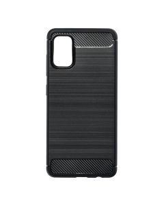 Forcell CARBON Case for SAMSUNG Galaxy A41 black