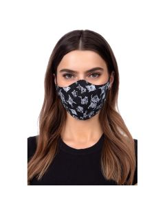Profiled face mask - pirate