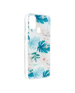 Forcell MARBLE Case for SAMSUNG Galaxy M31 design 2