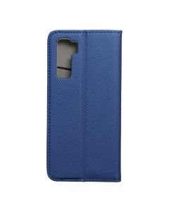 Smart Case Book for  HUAWEI P40 Lite 5G  navy blue