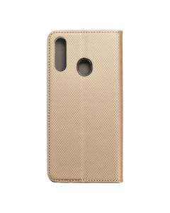 Smart Case Book for  SAMSUNG A20s  gold