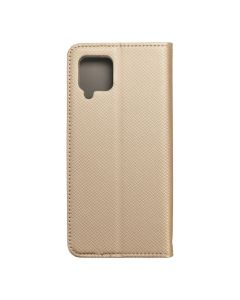 Smart Case Book for  SAMSUNG A42 5G  gold