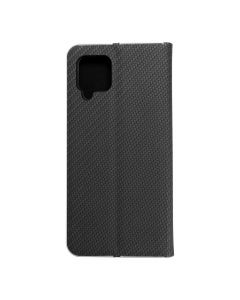 Forcell LUNA Book Carbon for SAMSUNG Galaxy A42 5G black