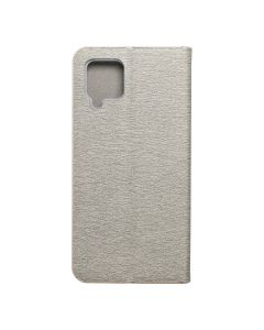 Forcell LUNA Book Gold for SAMSUNG Galaxy A42 5G silver