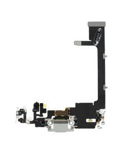 Charging Connector Flex Cable for IPHONE 11 PRO white