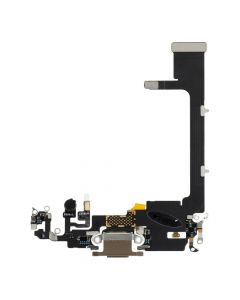 Charging Connector Flex Cable for IPHONE 11 PRO gold