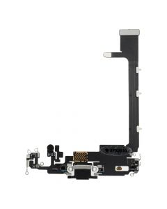 Charging Connector Flex Cable for IPHONE 11 PRO MAX black