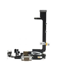 Charging Connector Flex Cable for IPHONE 11 PRO MAX gold
