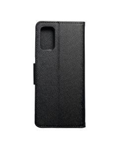 Fancy Book case for  OPPO A72 black