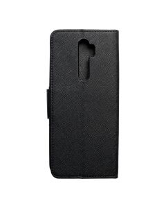 Fancy Book case for  OPPO A5 2020 black