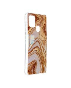 Forcell MARBLE COSMO Case for SAMSUNG A21S design 09