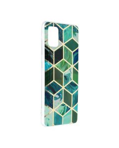 Forcell MARBLE COSMO Case for SAMSUNG A51 design 08