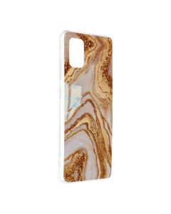Forcell MARBLE COSMO Case for SAMSUNG A51 design 09