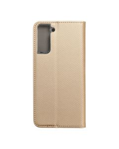 Smart Case Book for  SAMSUNG S21 Plus  gold