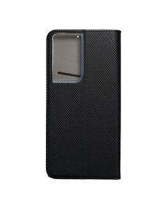 Smart Case Book for  SAMSUNG S21 Ultra  black