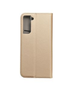 Smart Case Book for  SAMSUNG S21  gold