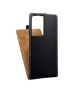 Flip Case SLIM FLEXI FRESH for  SAMSUNG S21 Ultra black