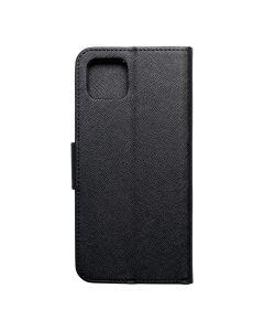 Fancy Book case for  OPPO A73 5G black