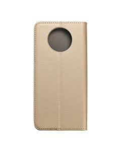 Smart Case Book for  XIAOMI Redmi NOTE 9T 5G gold