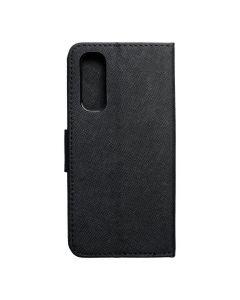 Fancy Book case for REALME 7 black