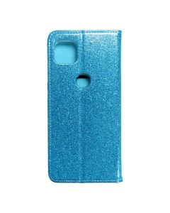 Forcell SHINING Book for  MOTOROLA MOTO G 5G blue