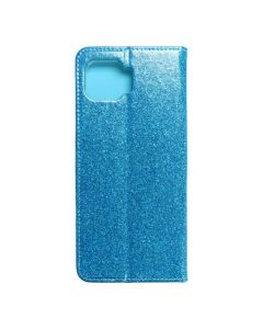 Forcell SHINING Book for  MOTOROLA MOTO G 5G Plus blue