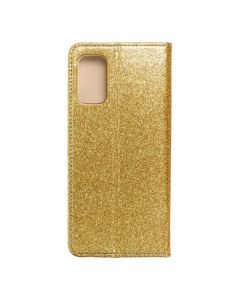 Forcell SHINING Book for  SAMSUNG A32 5G gold