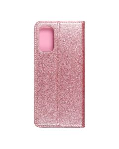 Forcell SHINING Book for  SAMSUNG A32 5G rose gold