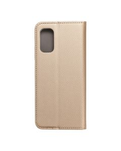 Smart Case Book for  REALME 7 5G gold