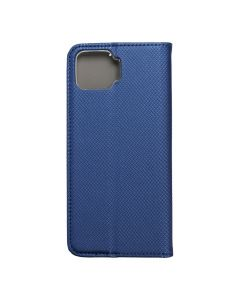 Smart Case book case for OPPO A73 navy