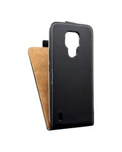 Flip Case SLIM FLEXI FRESH for  Moto E7 black