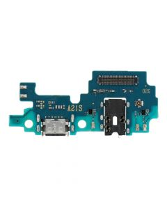 Charging port flex cable for Samsung A21s